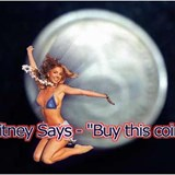 Britney Spears: Saleswoman
