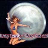 Britney Spears: Saleswoman