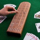 The Impossible Realities of Cribbage Board Photos
