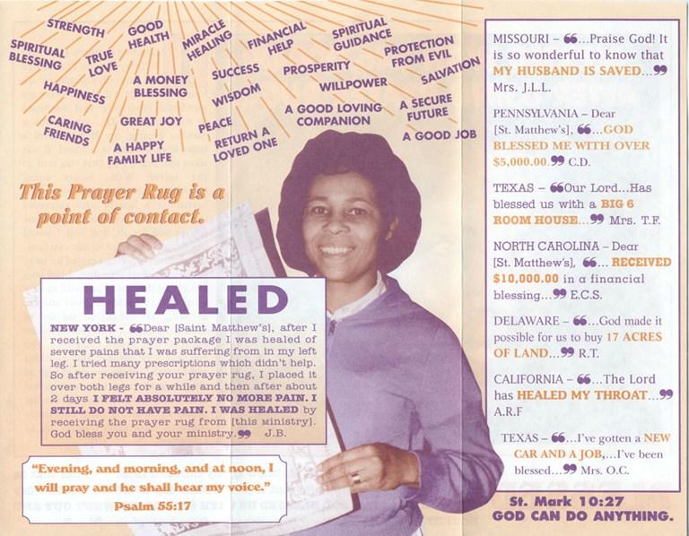 Healed!
