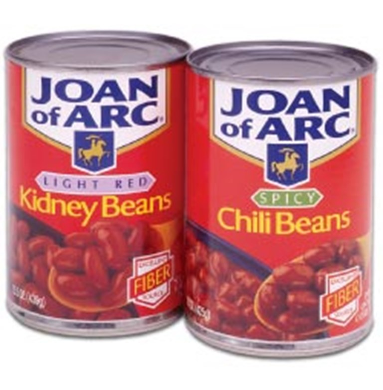 Joan of Arc Beans