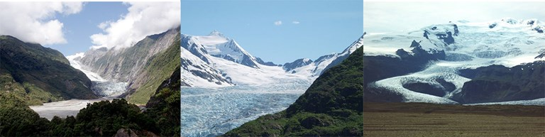 An Asshole of Glaciers