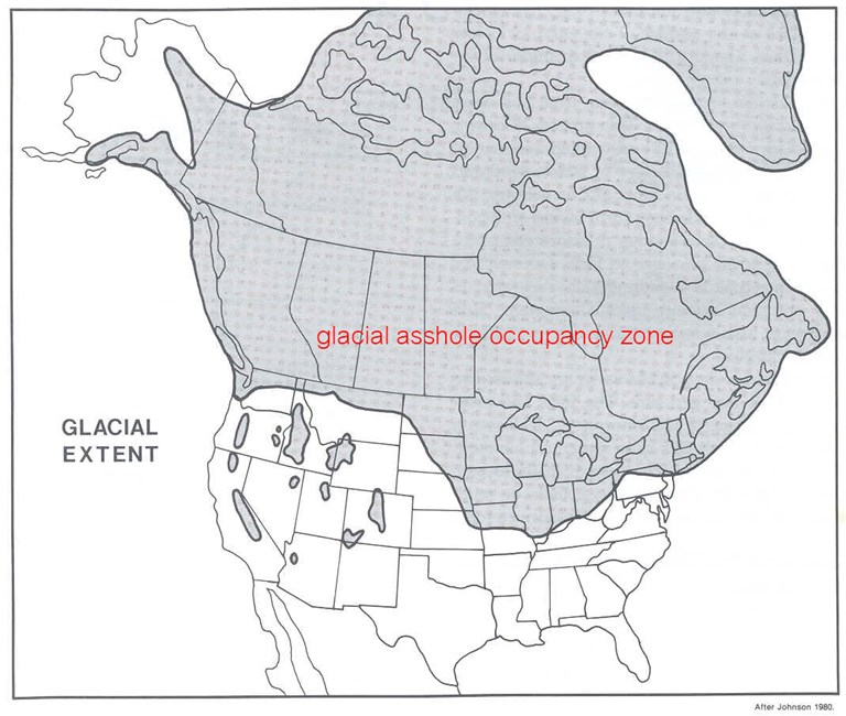 Glacial Asshole Zone