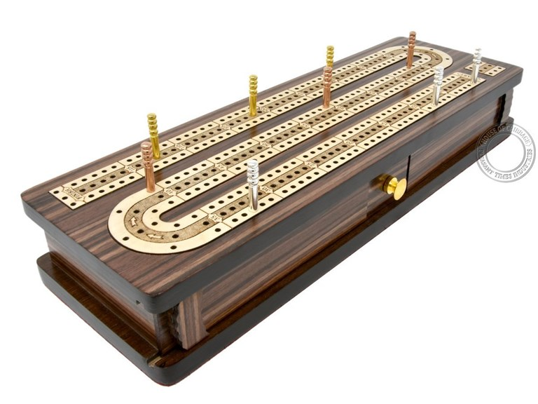 House of Cribbage - Continuous Cribbage Board