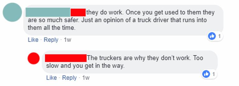 Ask a trucker