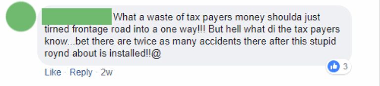 What did tax payers know?